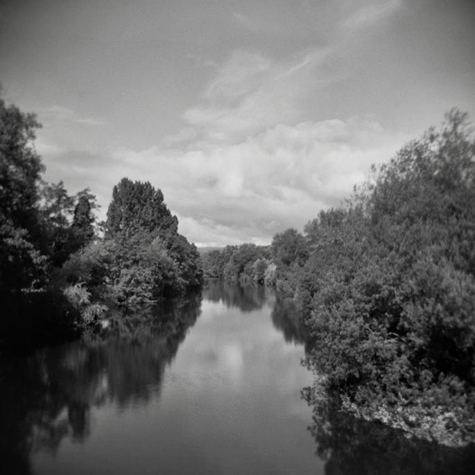 River Usk at Crickhowell